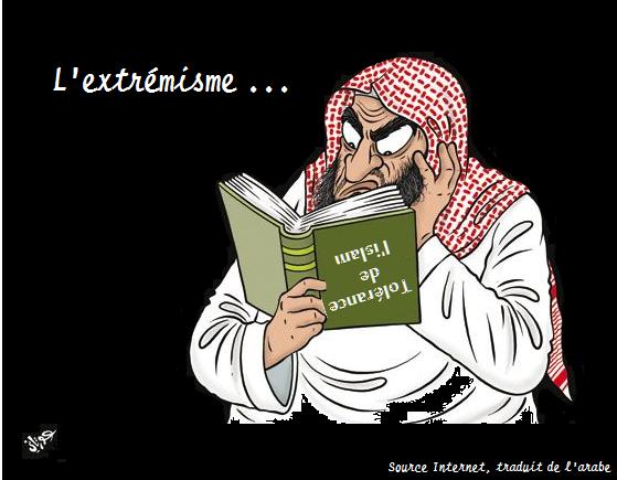 Quelques inquiétudes concernant mon pays natal, le Maroc dans Religion tolerance_salafiste