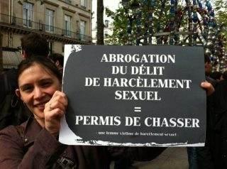 Harcèlement: nouvelle loi après la supression de la précédente