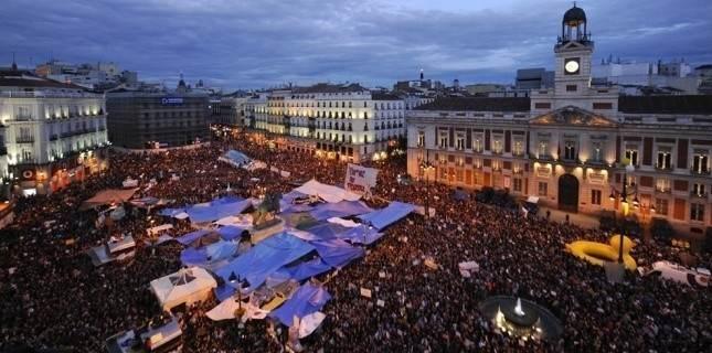 À Madrid contre l'austérité. Et après? (DR)