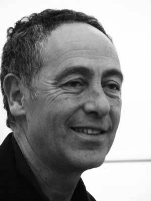 Alain Bizos photographié par Geneviève Delalot
