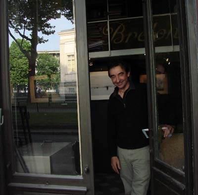 Jacques du Sordet directeur photographe de l'agence ANA Copyright Michel Puech / www.puech.info