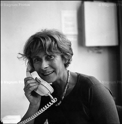 Ana Obolensky photographiée par James Fox Copyright Collection Magnum