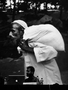 Munem Wasif à Visa pour l'image - Photo G.Delalot/Puech.Neteyes.fr
