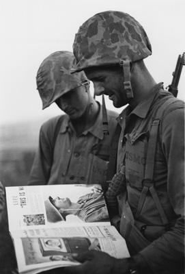 Guerre de Corée par David Douglas Duncan