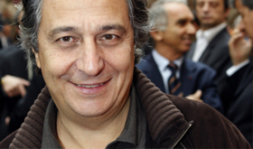 Sarkozy et Khadafi