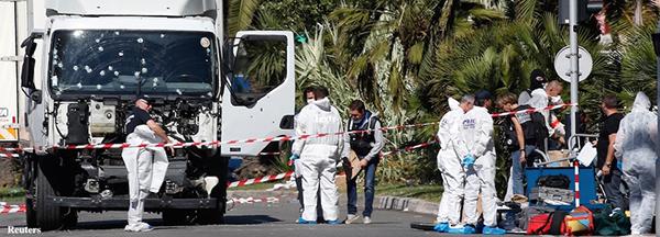 L'attentat de Nice a fait plus de 80 morts