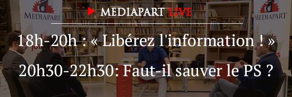 Meduapart Live dès 18h