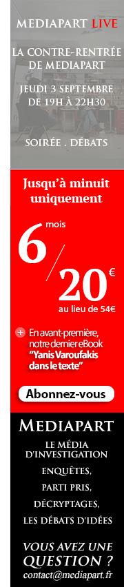 Abonnez-vous pour 6 mois à seulement 20€ !